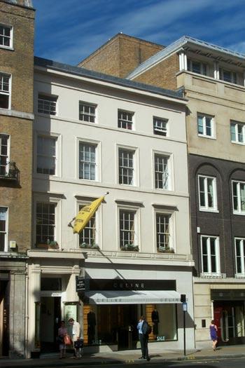Salon parisien for 108 new bond street salon