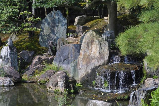 japanese gardens - elements