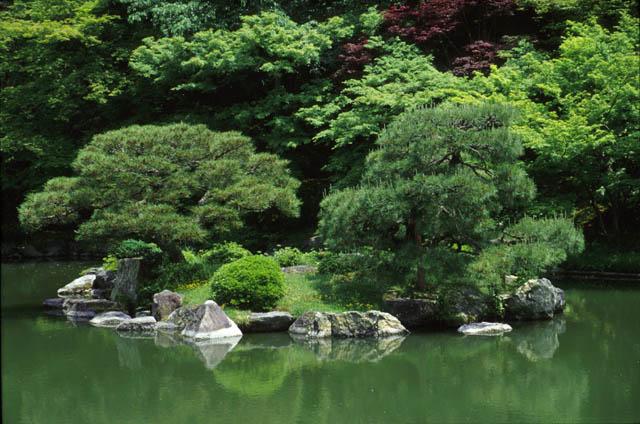 sento gosho - The Garden Island