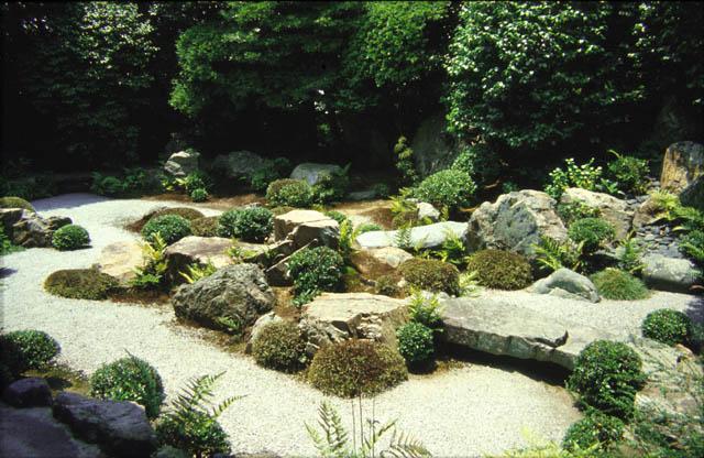 Japanese Gardens Elements Streams