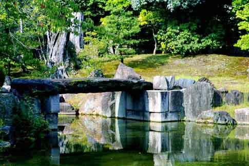 Japanese Gardens - Gardens - Nijo Castle