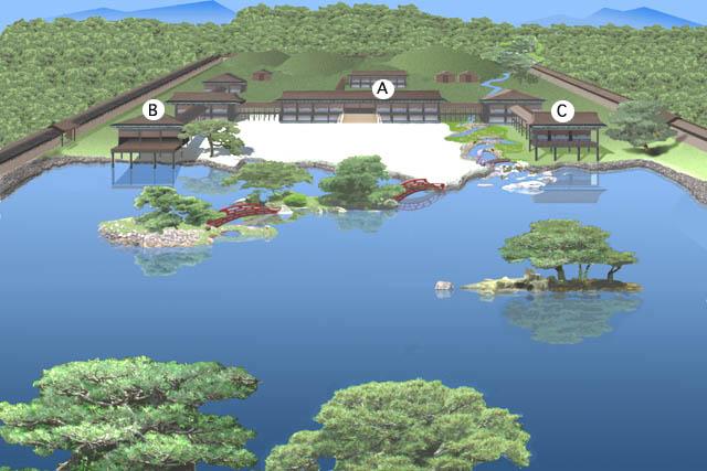 Japanese Gardens - Origins on japanese garden design ideas, japanese garden design symbols, japanese garden design elements,