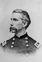 Brevet Major General Joshua  Lawrence Chamberlain <br />  Undated portrait of Chamberlain in his Major General 's uniform.   <br />  Photographer: William Pierce Studio, Brunswick, Maine.  <br />M27.12.21