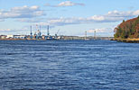 kennebec river - bath iron works